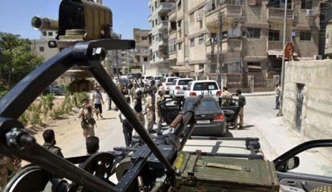 Μαίνονται οι μάχες στη Συρία: Πάνω από 500 οι νεκροί