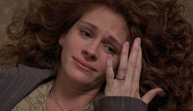 """Η Τζούλια Ρόμπερτς στη ρομαντική κομεντί """"My Best Friend's Wedding"""""""