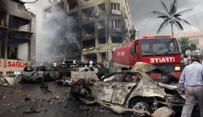 Τουρκία: Συνελήφθη βασικός ύποπτος για τις τρομοκρατικές επιθέσεις στο Ρεϊχανλί
