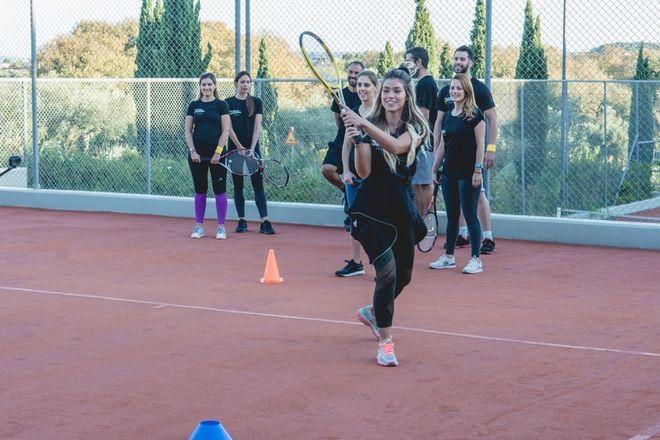 Tennis cross training από το Navarino Racquet Academy