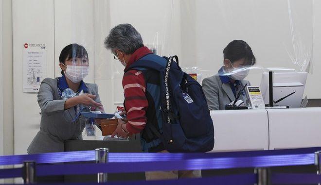 Αεροδρόμιο στην Ιαπωνία