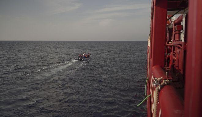 Έρευνες στη Μεσόγειο.