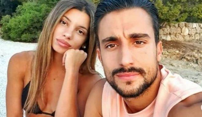 Survivor 4 - Μαριαλένα Ρουμελιώτη και Σάκης Κατσούλης