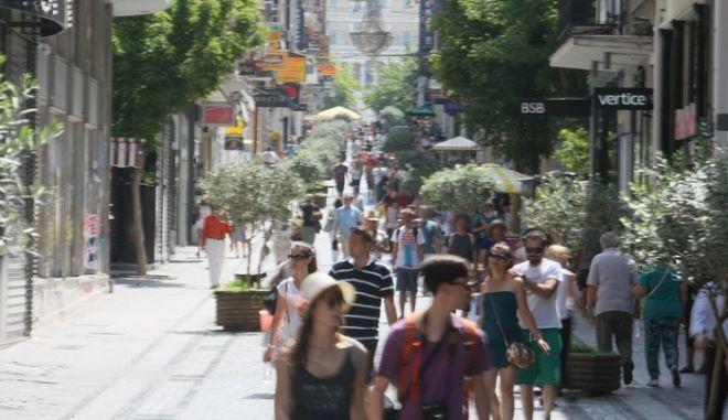 Τα οικονομικά χαρακτηριστικά του πληθυσμού της Ελλάδας