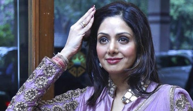 "H ""Βουγιουκλάκη του Bollywood"", Σρίντεβι πνίγηκε στην μπανιέρα"