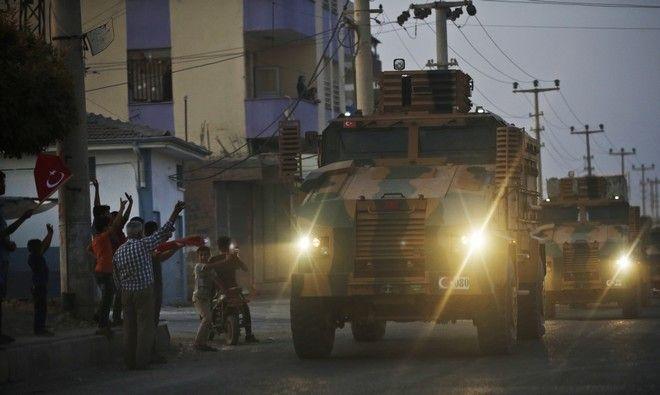 Τι πραγματικά θέλει ο Ερντογάν στη Συρία