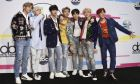 Oι Κορεάτες BackStreet Boys είναι πολύχρωμοι και λέγονται BTS