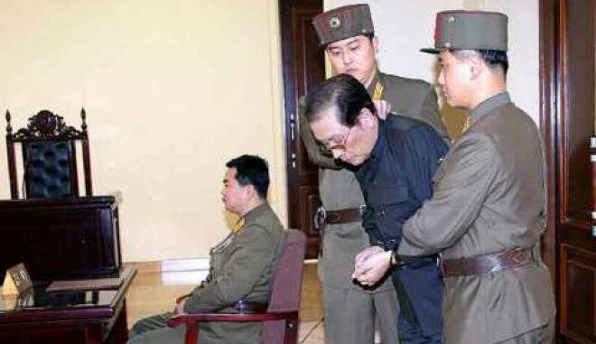 Βόρεια Κορέα:Ο θείος του νεαρού ηγέτη Κιμ Γιονγκ-Ουν εκτελέστηκε για τις εξαγωγές του άνθρακα