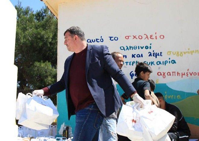 Ρομά για κορονοϊό: Ο Τσιόδρας μας στήριξε - Η πολιτεία όχι