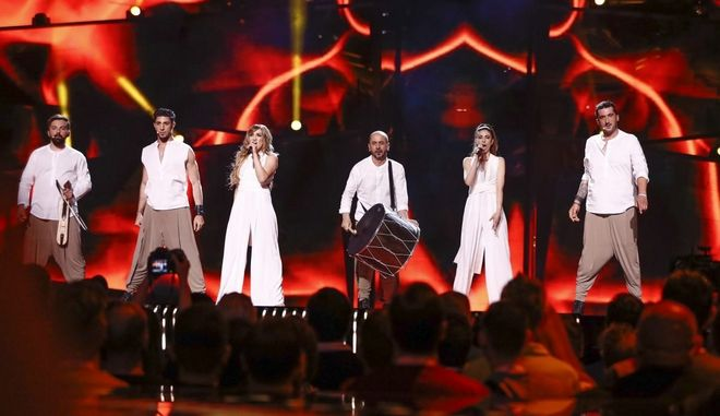 Eurovision 2016: Αποκλείστηκε η Ελλάδα από τον τελικό του Σαββάτου