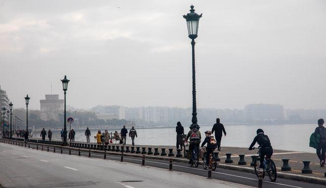Σαρηγιάννης: Προληπτικά μέτρα στη Θεσσαλονίκη για να αποφύγουμε διπλασιασμό κρουσμάτων