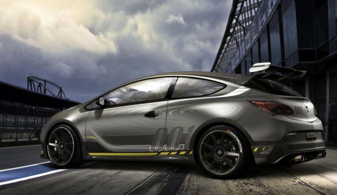 Η Opel ετοιμάζει το καυτό Astra OPC EXTREME με 300 άλογα