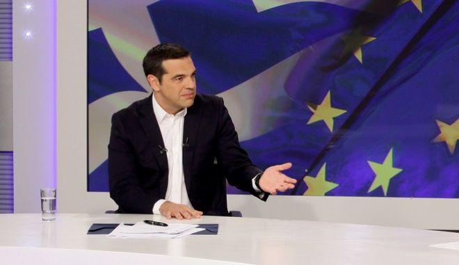 Συνέντευξη του πρωθυπουργού στην ΕΡΤ