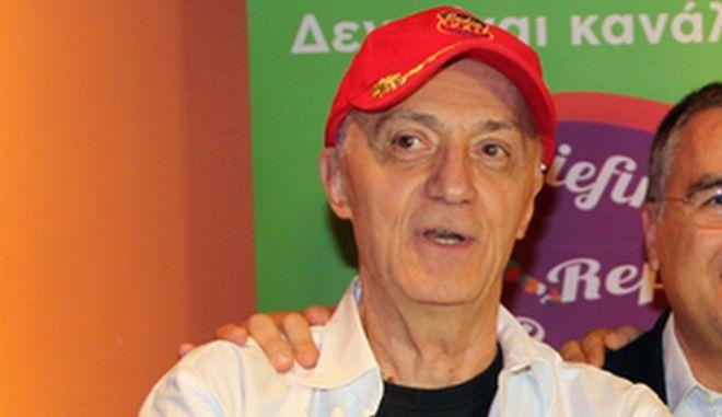 Ο Νίκος Μαστοράκης
