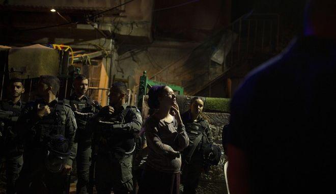 Συγκρούσεις στην Ιερουσαλήμ λόγω πιθανής έξωσης Παλαιστινίων από τα σπίτια τους