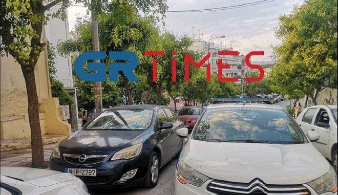 Επεισόδιο με πυροβολισμό στην Πολίχνη Θεσσαλονίκης