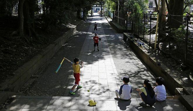 Παιδιά στο Τόκιο