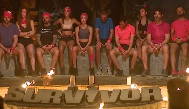 Survivor 4: Ποιοι βρέθηκαν στον τάκο - Ανατροπή με τους δύο πρώτους υποψήφιους προς αποχώρηση