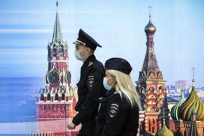 Εικόνα από τη Ρωσία σε καιρό κορονοϊού