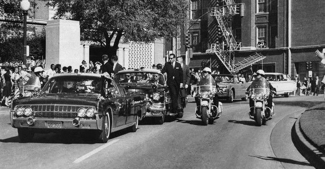 Στις 22 Νοεμβρίου του 1963, ο 35ος Πρόεδρος των ΗΠΑ, Τζον Φιτζέραλντ Κένεντι, δολοφονήθηκε σε ηλικία μόλις 46 ετών
