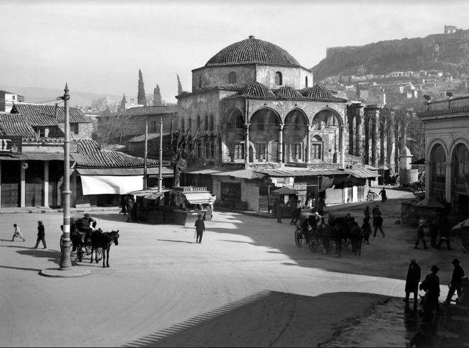 Το Τζαμί του Τζισδαράκη στο Μοναστηράκι, 1927-29