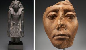 Γιατί πολλά αρχαία αγάλματα έχουν κομμένες μύτες; Αυτός είναι ο λόγος