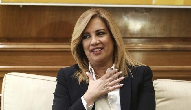 Γεννηματά: ΣΥΡΙΖΑ και ΑΝΕΛ προσπαθούν να αλώσουν του θεσμούς