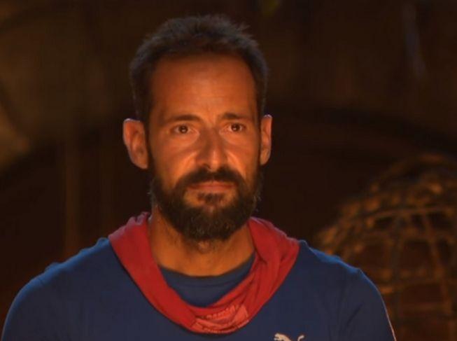Ο Σώζων στις τελευταίες του στιγμές ως παίκτης του Suvivor 2