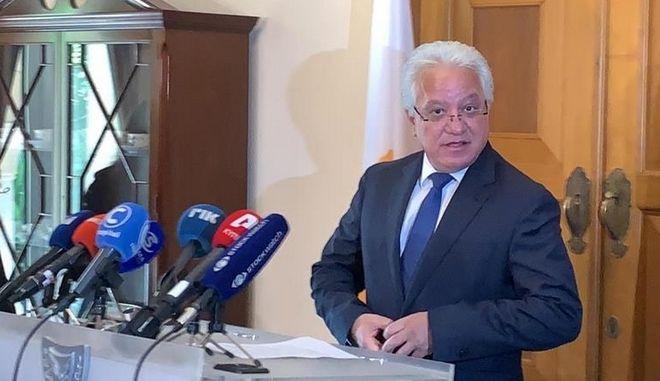 """Κύπρος: Παραιτήθηκε ο Υπουργός Δικαιοσύνης εξαιτίας του """"Ορέστη"""""""