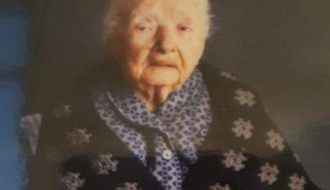 Έφυγε 112 ετών η Χαρίκλεια Βίτσα, η γηραιότερη Ελληνίδα