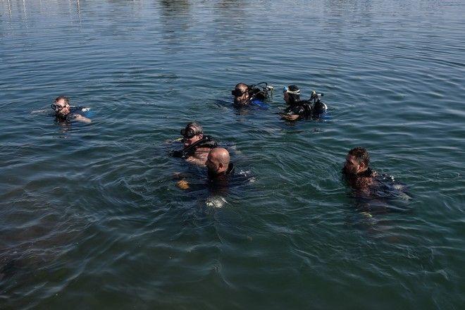 Καθαρισμός θαλάσσιας και χερσαίας ζώνης