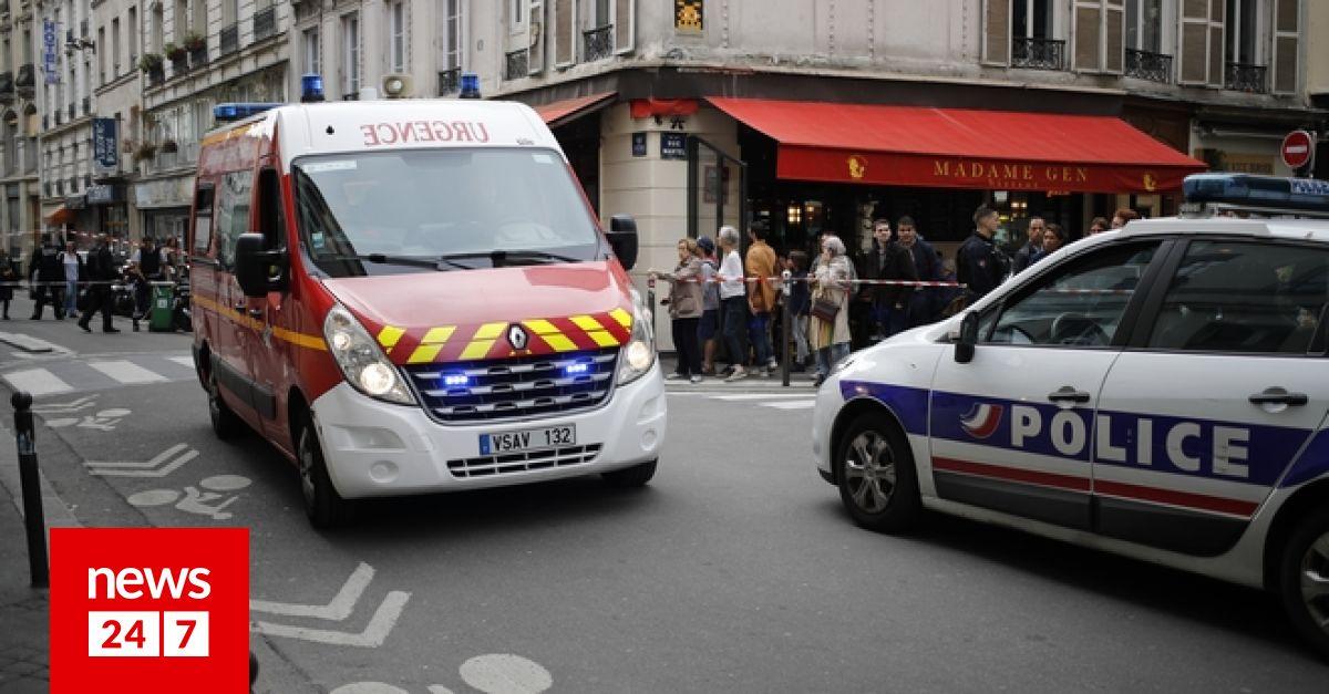 Παρίσι: Ένας νεκρός από πυροβολισμούς έξω από νοσοκομείο – Κόσμος