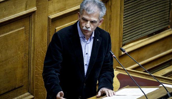 Ο βουλευτής του Ποταμιού, Σπύρος Δανέλλης