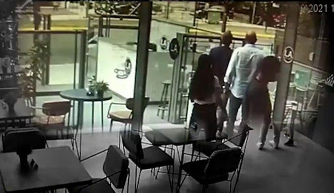 Στιγμιότυπο από το βίντεο-ντοκουμέντο