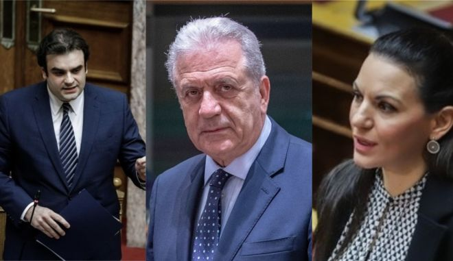 """ΝΔ: Συνωστισμός """"κορυφαίων"""" για το ψηφοδέλτιο της Α' Αθήνας"""