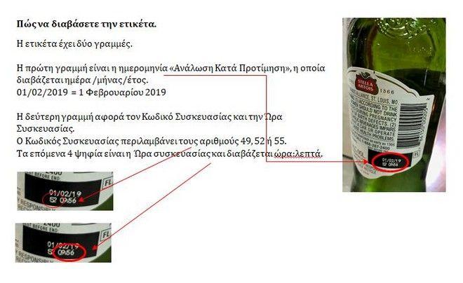 Εκούσια, Μερική Απόσυρση Export Φιαλών Stella Artois