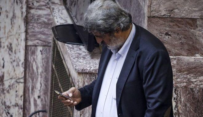 Ο πρώην αναπληρωτής υπουργός Υγείας, Παύλος Πολάκης