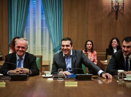 Συνεδριάζει το πρώτο υπουργικό συμβούλιο μετά τον ανασχηματισμό ... ad69a1950a0