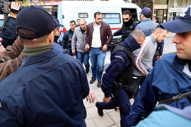 Δίκη για την υπόθεση απαγωγής του επιχειρηματία Μιχάλη Λεμπιδάκη στο Τριμελές Εφετείο Κακουργημάτων Ανατολικής Κρήτης
