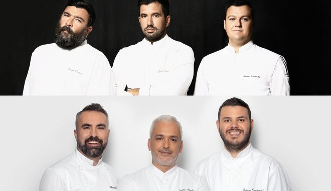 Who is Who: Όλοι οι σεφ που εμφανίζονται φέτος στην τηλεόραση