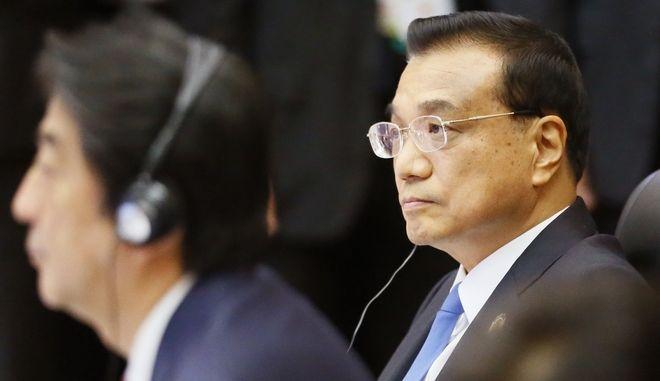 Σύνοδος κορυφής Κίνας - Ιαπωνίας - Νότιας Κορέας στις 9 Μαΐου
