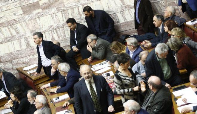 Βουλευτές του ΣΥΡΙΖΑ