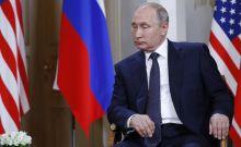 Ο Βλαντιμίρ Πούτιν στην Σύνοδο Κορυφής