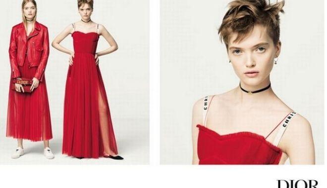 Η νέα καμπάνια το οίκου Dior στέλνει ακόμα ένα φεμινιστικό μήνυμα στη μόδα