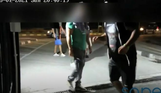 Κύπρος: Βίντεο - ντοκουμέντο από τη στιγμή της εισβολής στο συγκρότημα ΔΙΑΣ