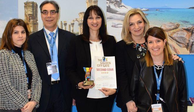 Διπλή διάκριση της Ελλάδας στην Έκθεση Τουρισμού του Βερολίνου