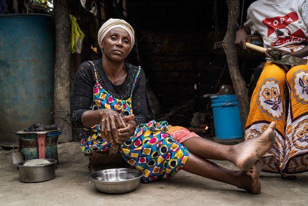 Οι ελεύθεροι πολιορκημένοι ενός αφρικανικού παραδείσου