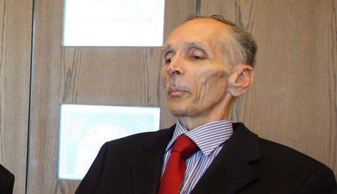 O Κωνσταντίνος Αγγελόπουλος