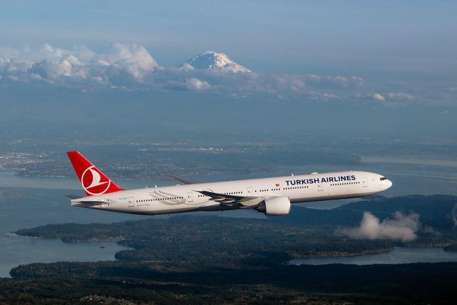 Οι Έλληνες πιλότοι αποτελούν ένα σημαντικό μέρος των ξένων πιλότων της Turkish Airlines