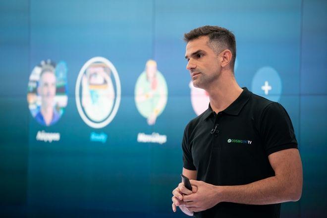 Λάζαρος Πραγιάτης, Project Manager της νέας υπηρεσίας